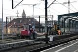 Remont hali peronowej dworca w Legnicy [ZDJĘCIA]
