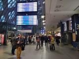 Awaria na dworcu PKP Poznań Główny - przez kilka godzin nie kursowały tędy pociągi! Gigantyczne opóźnienia
