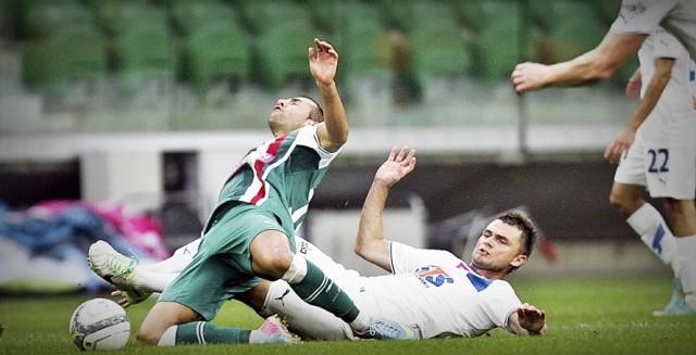 Jesienią Lech Poznań przegrał na wyjeździe ze Śląskiem 0:2