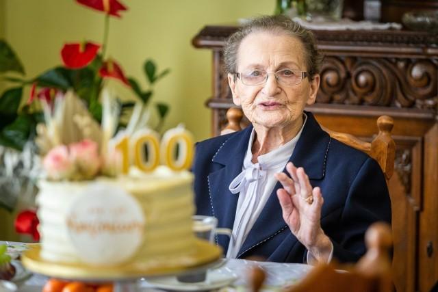 W czwartek (18 marca 2021 roku) setne urodziny świętowała Kazimiera Agata Raszka. Mieszkanka Rzegocina