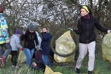 Wolontariusze z Wołczyna pomagali posprzątać świat z okazji Światowego Dnia Ziemi [ZDJĘCIA]