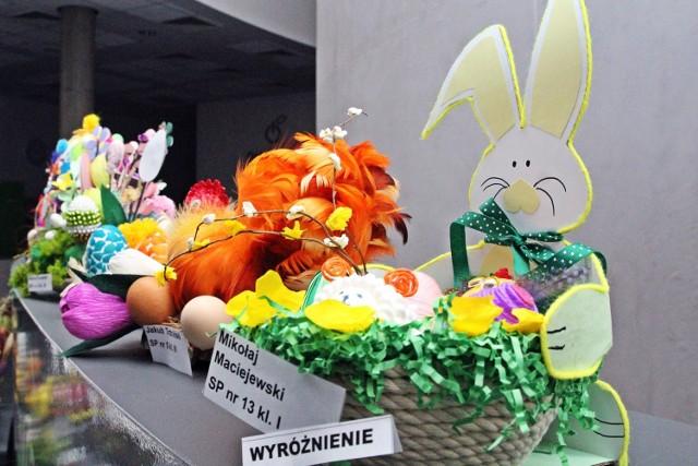 Ozdoby wielkanocne, prace nadesłane na konkursy w Bełchatowie i gminie Bełchatów
