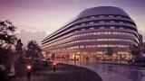Hilton we Wrocławiu. Budowa ma ruszyć w kwietniu 2014 [OVO Wrocław Hilton - nowe wizualizacje]