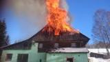 Pożar w Niemojowie