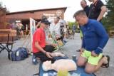 Bal charytatywny OSP Hel. Strażacy z początku Półwyspu Helskiego nietypowo zbierają na swój nowy wóz | ZDJĘCIA, WIDEO