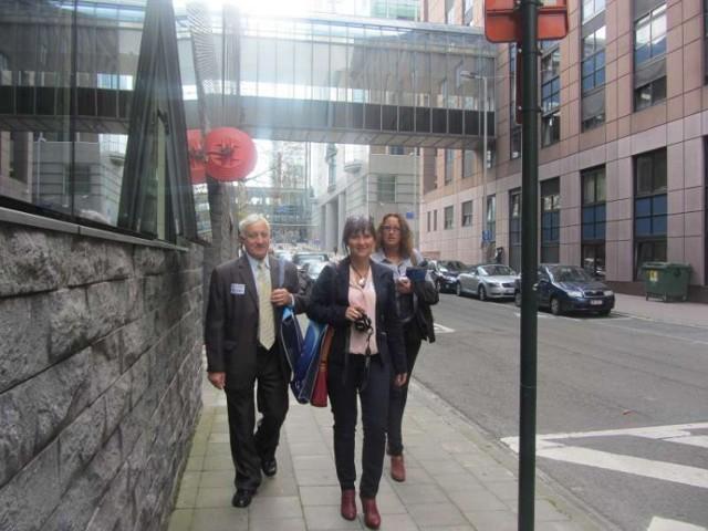 Supersołtys 2014 - wycieczka do Brukseli