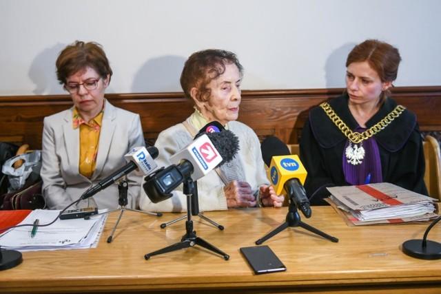 Stefania Chlebowska nie doczekała zakończenia sprawy Josefa L. Kobieta zmarła kilka miesięcy temu w wieku 101 lat.