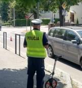 Potrącenie 15-letniej pieszej na przejściu w Pruszczu, wypadek z motocyklistą w Domachowie