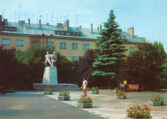 Radomsko i okolica na pocztówkach
