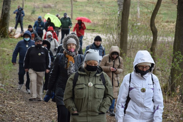 Koło Wiarusy organizuje co roku wiele imprez turystycznych