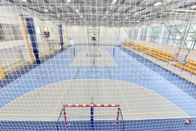 Nowa hala sportowa w Warszawie