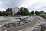 Opole Zachodnie. Inwestycja ma być ukończona w drugiej połowie października. Co dzieje się na budowie? [ZDJĘCIA]