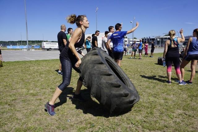 W niedzielę na Stadionie Miejskim odbył się otwarty trening przed Runmageddonem