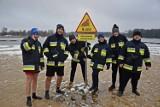 Morsy z Kochanowic moczyły się w Blachowni. To strażacy z OSP!