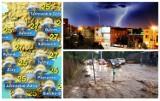 Burze z gradem w woj. śląskim - ostrzeżenie II. st. [26.06.2020]. W porywach do 90 km/h! Sprawdź gdzie jest burza? [MAPA online]