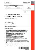 Matura z angielskiego 2015 podstawa [ARKUSZE PDF, nagrania, ODPOWIEDZI]
