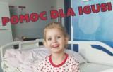 Mała Iga cierpi na białaczkę i potrzebuje waszej pomocy