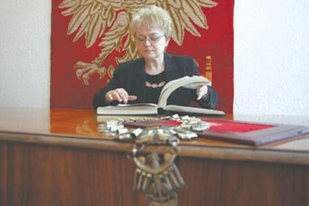 Urszula Godzic , zastępca kierownika Urzędu Stanu Cywilnego w Będzinie, czasami spotyka się z rodzicami, którzy chcą nadać dziecku bardzo wymyślne imię.