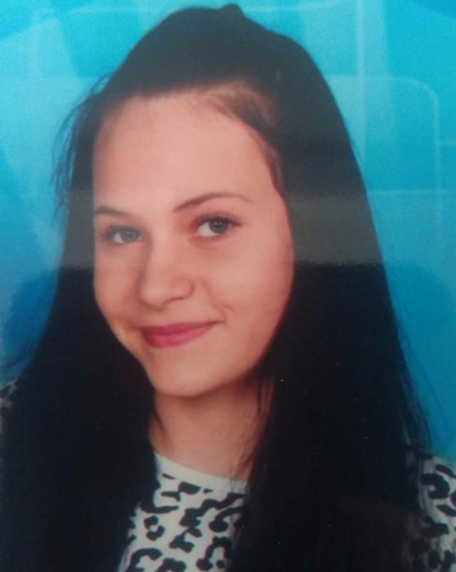Policja prosi o pomoc w poszukiwaniu zaginionej nastolatki.