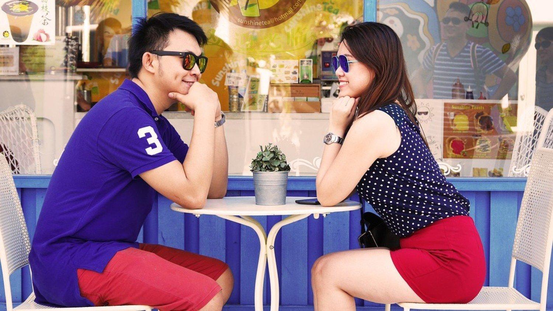 Romantyczne gesty podczas randki