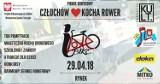 Człuchów. Kocham Rower - I Love Bike - dziś piknik rowerowy na człuchowskim rynku