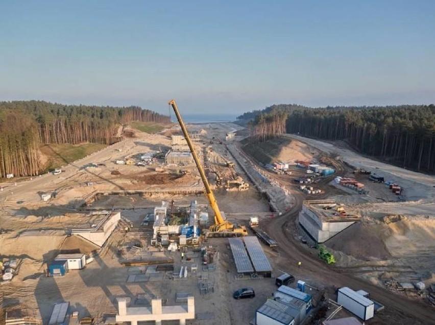 Przekop Mierzei Wiślanej podrożał. Budowa drogi wodnej będzie kosztować prawie 2 mld złotych