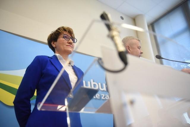 Lubuskim szpitalom pomoże także polski rząd.