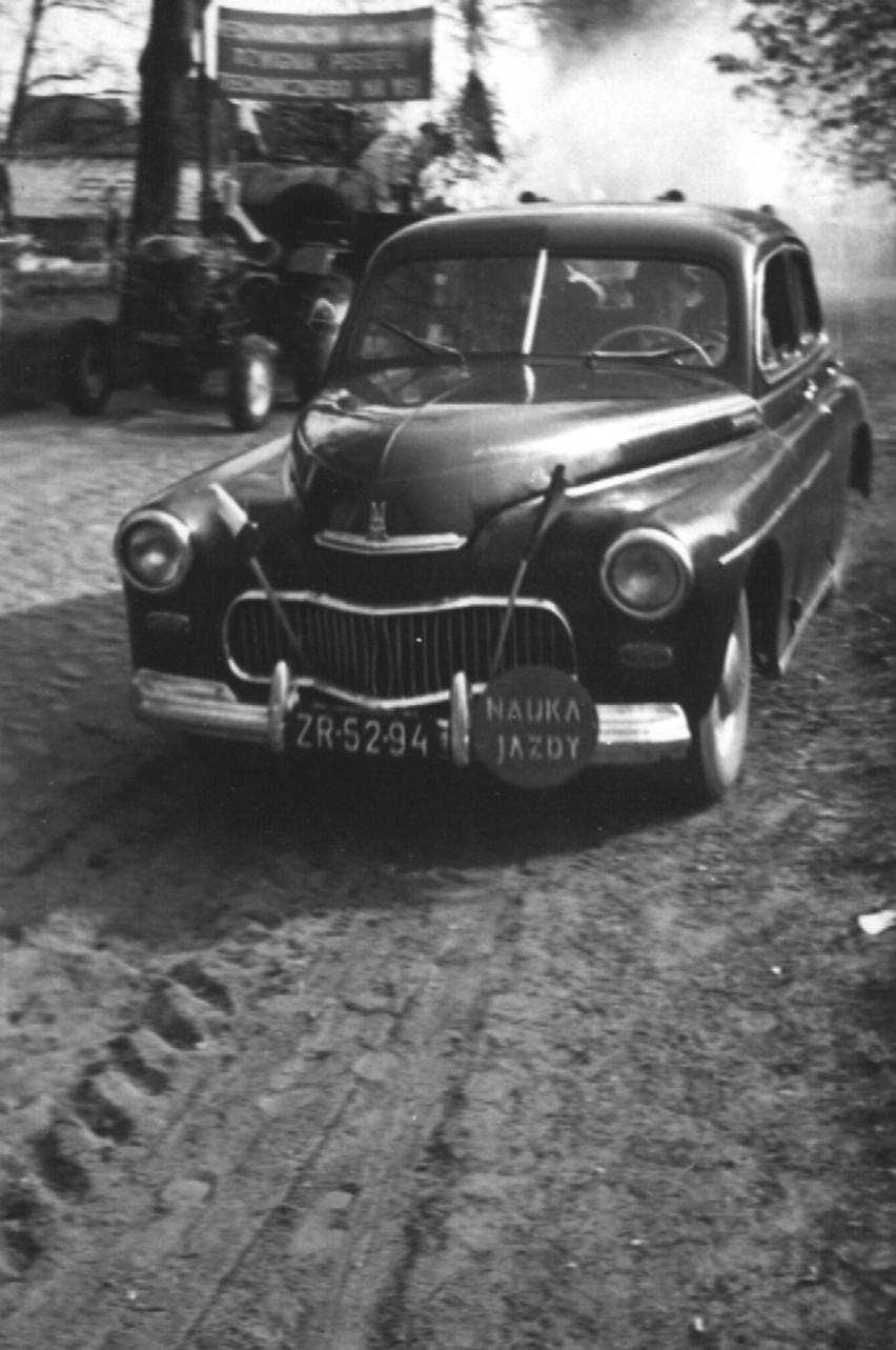 Kolejne archiwalne zdjęcia mieszkańców Krosna Odrzańskiego i...