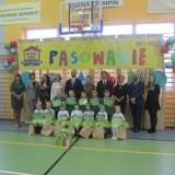 Pasowanie na starszaka przedszkolaków z gminy Czempiń [FOTO]