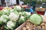 Tyle w czerwcu płacimy za warzywa i owoce w Aleksandrowie Kujawskim