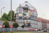 W Bytomiu odsłonięto powstańczy mural. Artyści namalowali go przy ul. Miarki. Zobacz ZDJĘCIA