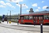 Chorzów: prace sieciowe wzdłuż ul. Katowickiej. Między Łagiewnikami a Stadionem Śląskim nie pojadą tramwaje. Uwaga na zmiany