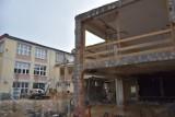 Trwa rozbudowa PZS nr 1 w Wejherowie. To nie koniec planów