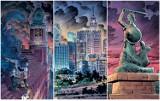 Batman w Warszawie. Wydano wyjątkowy komiks, w którym jedna z historii o Mrocznym Rycerzu rozgrywa się w stolicy