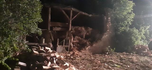 27 lipca zawaliły się ściany budynku w Brodnicy, a w okolicy Górzna kierowca osobówki uderzył w drzewo, przez co auto wpadło do rowu, a on zaczął uciekać