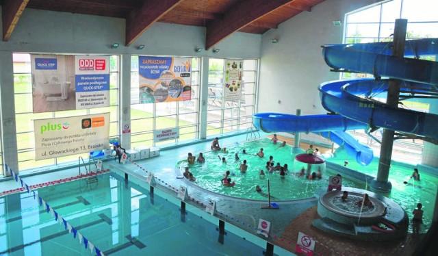 Obok krytej pływalni w Brzesku miałby powstać odkryty park wodny. Na razie trwa zbiórka internetowa, ale efekt jest mizerny