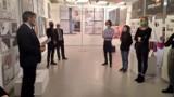 Wystawa prac dyplomowych uczniów Liceum Plastycznego w Zduńskiej Woli ZDJĘCIA