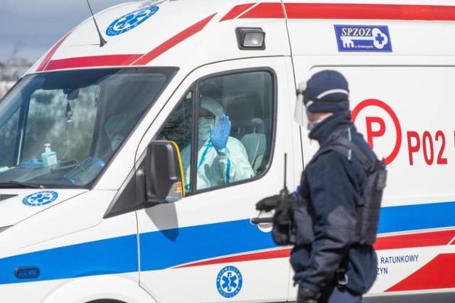 635 osób hospitalizowanych w województwie lubuskim, w tym 25 osób z powiatu nowosolskiego.