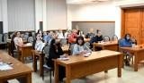 Rozpoczęcie roku szkolnego w Piotrkowie w czasie epidemii koronawirusa. Narada z dyrektorami i sanepidem