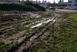 Teren zielony na osiedlu Malinka w Opolu został zniszczony po wizycie cyrku. Kiedy zostanie uporządkowany? [ZDJĘCIA, WIDEO]