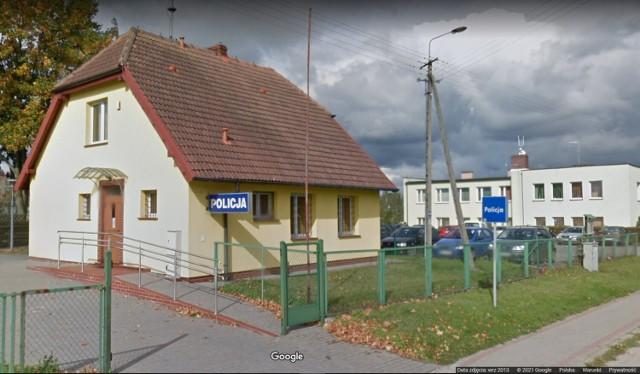 Tak budynek Posterunku Policji w Lipnicy wyglądał jeszcze kilka miesięcy temu
