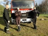 Strażacy z Fordonu mają wóz! Dostali go od strażaków z gminy Obrowo!