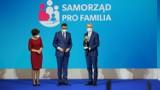 """Pleszew zwycięzcą ogólnopolskiego konkursu """"Samorząd PRO FAMILIA 2021"""""""