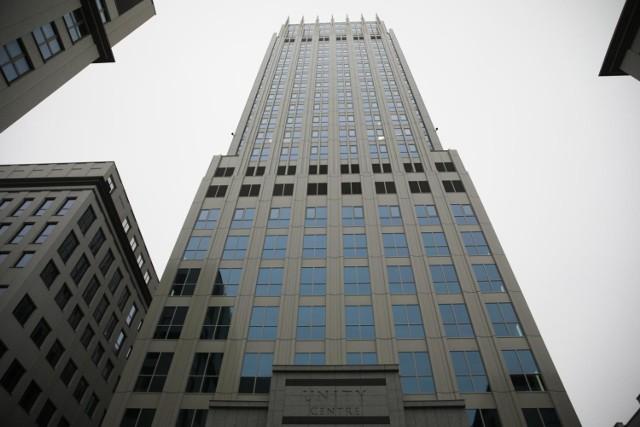 Po przebudowie Szkieletor przybrał nazwę Unity Tower