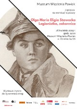 """Wystawa """"Olga Maria Eligia Stawecka. Legionistka, zakonnica"""" w Muzeum Więzienia Pawiak"""