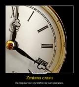 Zmiana czasu na letni 2015 w nocy z 28 na 29 marca. Śpimy o godzinę krócej