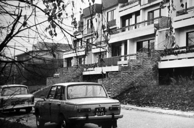 Nasze samochody sprzed lat. Archiwalne zdjęcia z Katowic  Zobacz kolejne zdjęcia. Przesuwaj zdjęcia w prawo - naciśnij strzałkę lub przycisk NASTĘPNE