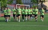 Juniorzy Przemysława chcieliby z osiedla trafić na piłkarskie salony