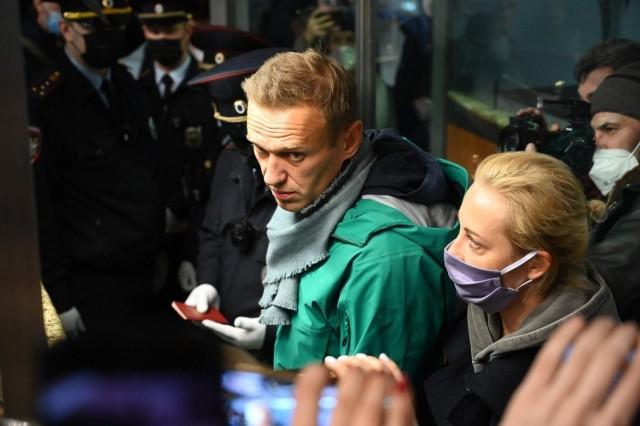 Opozycjonista został aresztowany tuż po przylocie do Rosji