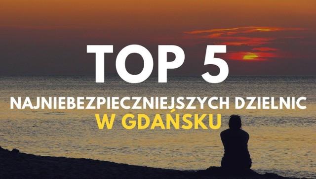 W której dzielnicy Gdańska jest najmniej bezpiecznie? Sprawdź!  Na następnych slajdach prezentujemy listę gdańskich dzielnic, które zostały poddane ocenie pod względem bezpieczeństwa. Przypominamy, że były oceniane one w skali od 1 do 5 punktów >>>